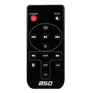 فروش اقساطی اسپیکر ایستاده ای اس دی مدل ASD-SB607