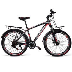 فروش اقساطی دوچرخه دوشاخ کمک دار مدل 2678 سایز 26