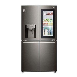 فروش اقساطی یخچال و فریزر ال جی مدل MDI765DB-ind