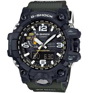 فروش اقساطی ساعت مچی عقربه ای مردانه کاسیو جی شاک مدل GWG-1000-1A3DR