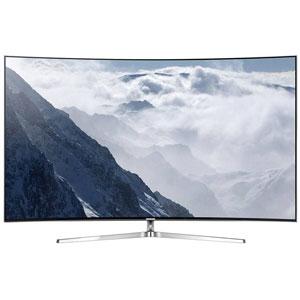 فروش اقساطی تلویزیون ال ای دی هوشمند خمیده سامسونگ مدل 55MS9995 سایز 55 اینچ