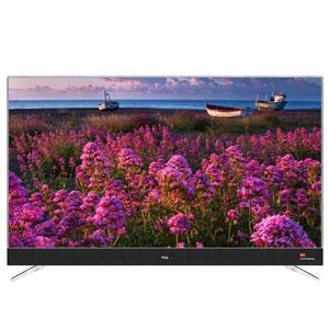 فروش اقساطی تلویزیون ال ای دی هوشمند تی سی ال مدل 55C2LUS سایز 55 اینچ