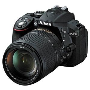 فروش ویژه ی دوربین دیجیتال نیکون مدل D5300 به همراه لنز 18-140 میلی متر VR