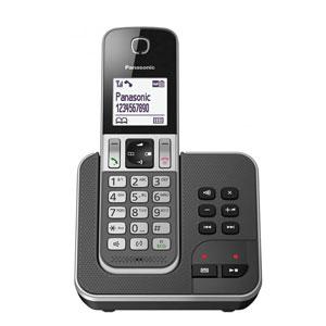 فروش اقساطی تلفن بی سیم پاناسونیک مدل KX-TGD320