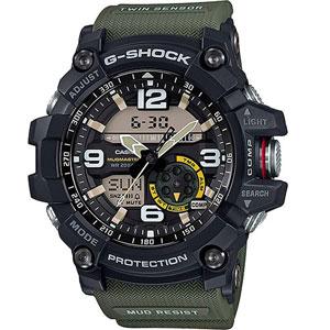 فروش اقساطی ساعت مچی عقربه ای مردانه کاسیو جی شاک مدل GG-1000-1A3DR