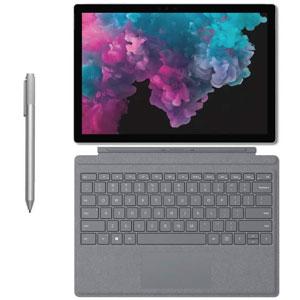 فروش اقساطی تبلت مایکروسافت مدل Surface Pro 6 - H به همراه کیبورد Signature و قلم