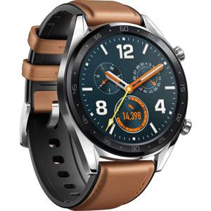 فروش اقساطی ساعت هوشمند هوآوی مدل GT Classic رنگ قهوه ای