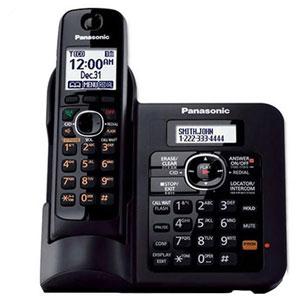 فروش اقساطی تلفن بی سیم پاناسونیک مدل KX-TG3821BX