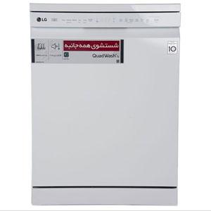 فروش اقساطی ماشین ظرفشویی ال جی مدل XD74-GSC