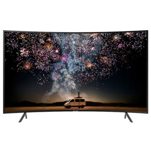 فروش اقساطی تلویزیون 4K منحنی سامسونگ مدل RU7300 سایز 65 اینچ