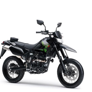 فروش اقساطی موتور سیکلت کاواساکی D-TRACKER