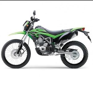 فروش اقساطی موتور سیکلت کاواساکی KLX150