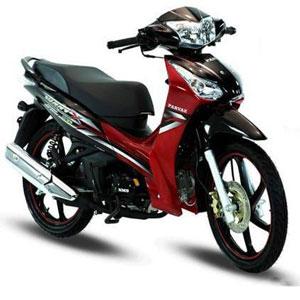 فروش اقساطی موتورسیکلت پرواز طرح ویو 125