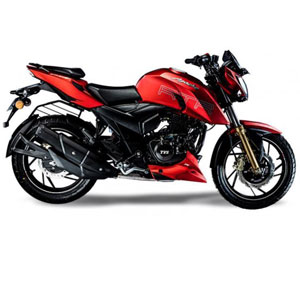 فروش اقساطی موتورسیکلت آپاچی 200