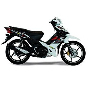فروش اقساطی موتورسیکلت راکز 125