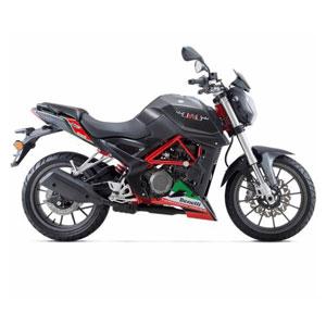 فروش اقساطی موتورسیکلت بنلی تک سیلندر 250