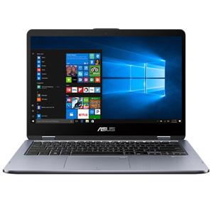 فروش اقساطی لپ تاپ ایسوس Asus VivoBook Flip 14 TP410UF-A