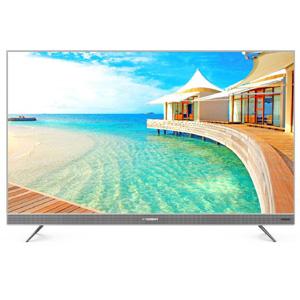 فروش اقساطی تلویزیون ال ای دی هوشمند ایکس ویژن مدل 55XTU725 سایز 55 اینچ