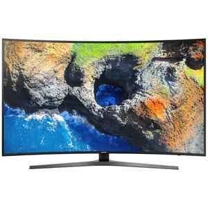 فروش اقساطی تلویزیون ال ای دی هوشمند خمیده سامسونگ مدل 55NU7950 سایز 55 اینچ