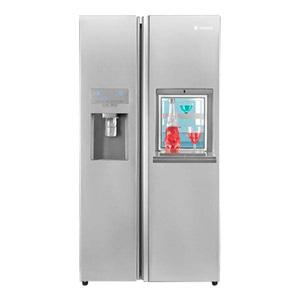 فروش اقساطی یخچال و فریزر ساید بای ساید اسنوا مدل S8-2350SS