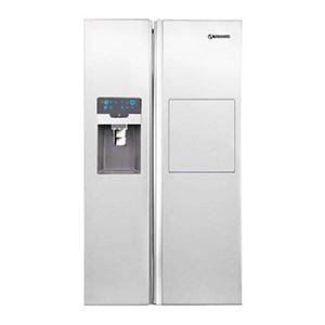 فروش اقساطی یخچال و فریزر ساید بای ساید اسنوا مدل S8-2320SS
