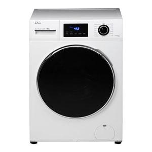 فروش قسطی ماشین لباسشویی جی پلاس مدل J8470W ظرفیت 8 کیلوگرم