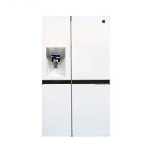 فروش اقساطی یخچال و فریزر ساید بای ساید دوو مدل D2S-0034MW