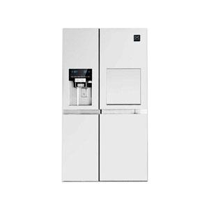 فروش اقساطی یخچال و فریزر ساید بای ساید دوو مدل D2S-0033MW