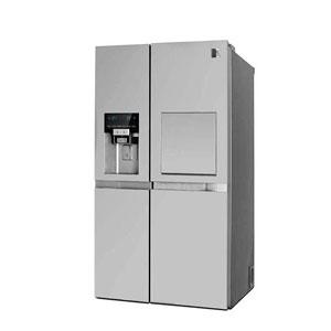فروش اقساطی یخچال و فریزر ساید بای ساید دوو مدل D2S-3033
