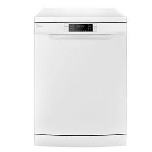 فروش نقدی یا اقساطی ماشین ظرفشویی مایدیا مدل WQP12-7617K