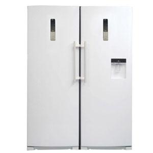 فروش نقدی یا اقساطی یخچال و فریزر بنس مدل D5i-B