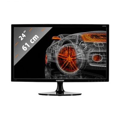 فروش نقدی یا اقساطی مانیتور سامسونگ مدل S24D330H-TN-HDMI سایز 24 اینچ