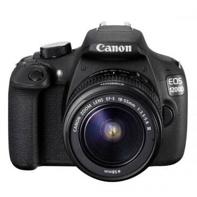 فروش نقدی یا اقساطی دوربین دیجیتال کانن مدل EOS 1200D III به همراه لنز 55-18میلی متر