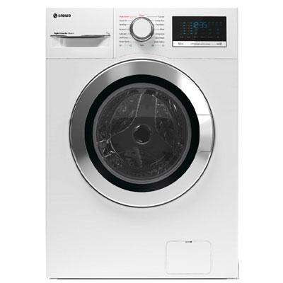 فروش نقدی یا اقساطی ماشین لباسشویی درب از جلو اسنوا مدل Snowa SWD-474-7Kg