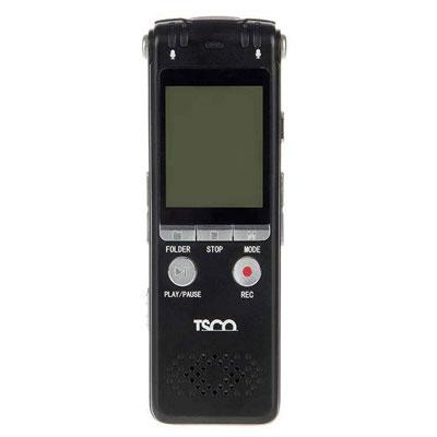 فروش نقدی یا اقساطی ضبط کننده صدا تسکو مدل TR 906 به همراه یک عدد رم ریدر هدیه