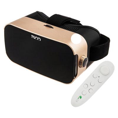 فروش نقدی یا اقساطی هدست واقعیت مجازی تسکو مدل TVR 568