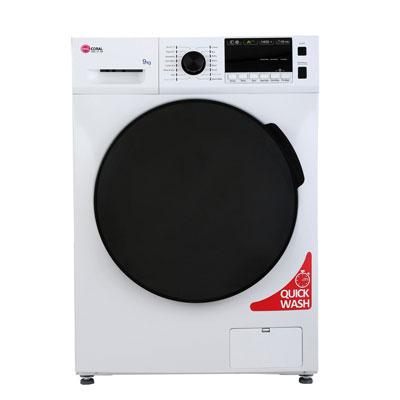 فروش نقدی یا اقساطی ماشین لباسشویی کرال مدل TFW 29413 ظرفیت 9 کیلوگرم