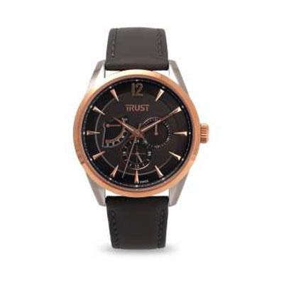 فروش نقدی یا اقساطی ساعت مچی عقربه ای مردانه تراست مدل G470JPF