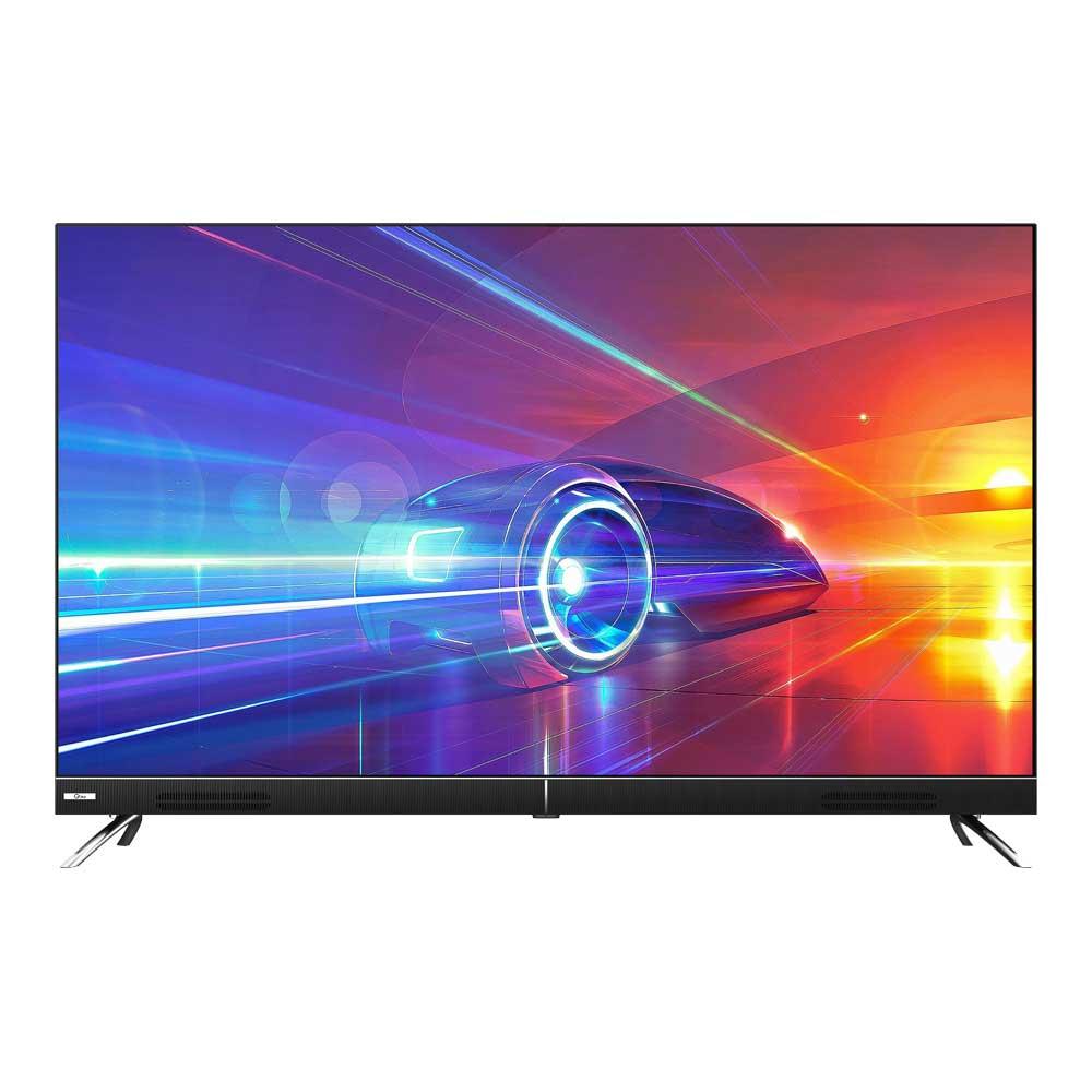 فروش اقساطی تلویزیون 50 اینچ UHD 4K جیپلاس مدل 50KU722S