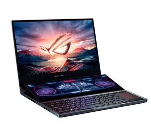 فروش نقدی یا اقساطی لپ تاپ ایسوس ROG Zephyrus Duo 15 GX550LWS-A