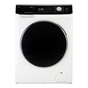 فروش نقدی و اقساطی ماشین لباسشویی جی پلاس مدل GWM-K846W ظرفیت 8 کیلوگرم