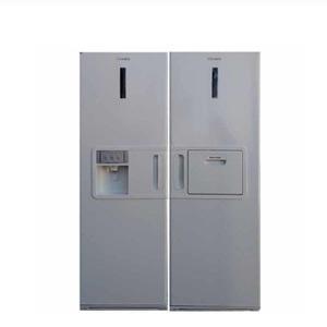 فروش نقدی و اقساطی یخچال فریزر دوقلو هیمالیا مدل NR440d+ - +NF280d