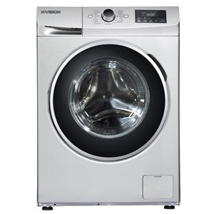 فروش نقدی و اقساطی ماشین لباسشویی ایکس ویژن مدل WA60-AW/AS ظرفیت 6 کیلوگرم