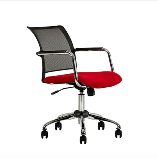 فروش نقدی و اقساطی صندلی اداری نیلپر مدل OCT 450