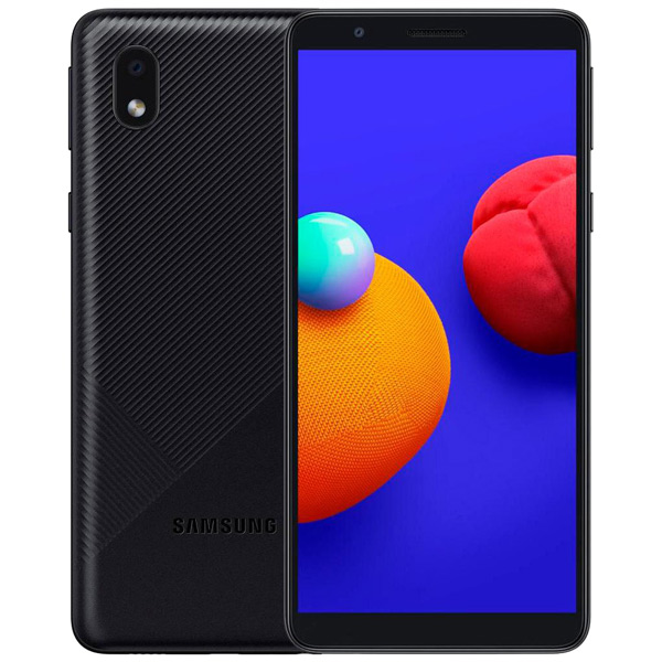 فروش نقدی و اقساطی گوشی موبایل سامسونگ مدل Galaxy A01 Core دوسیم کارت با ظرفیت ۳۲ گیگابایت رم ۲