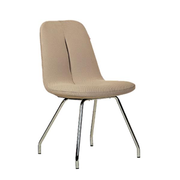 فروش نقدی و اقساطی صندلی رستورانی نیلپر مدل REF 563 پارچه مبلی