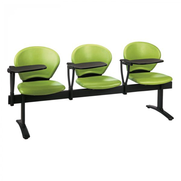 فروش نقدی و اقساطی صندلی انتظار دو نفره با دسته دانش آموزی نیلپر مدلOCW 315N2