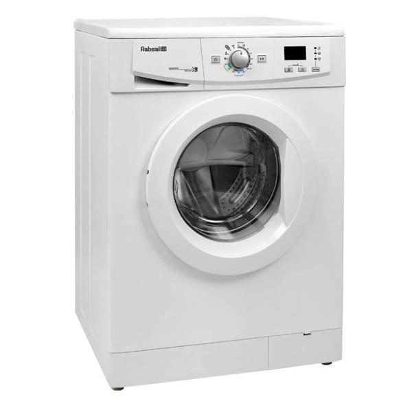 فروش نقدی و اقساطی ماشین لباسشویی آبسال مدل REN6210 ظرفیت 6 کیلوگرم