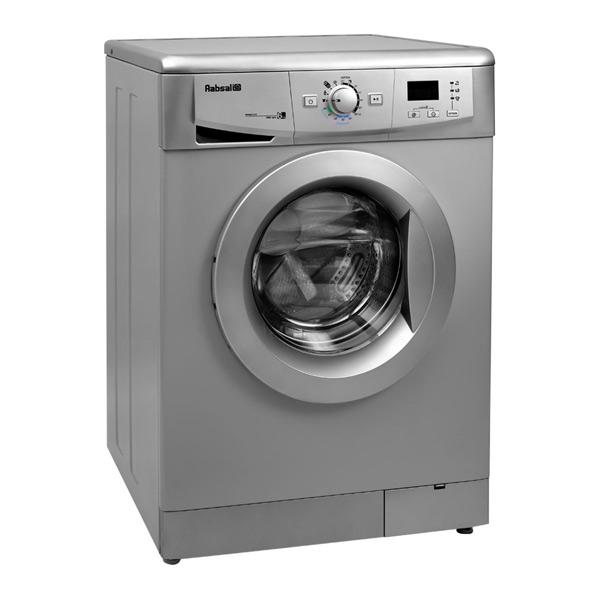 فروش نقدی و اقساطی ماشین لباسشویی آبسال مدل REN6210-S ظرفیت 6 کیلوگرم