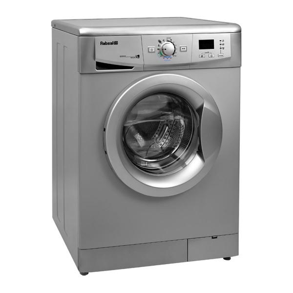 فروش نقدی و اقساطی ماشین لباسشویی آبسال مدل REN5210-S ظرفیت 5 کیلوگرم